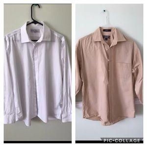 Collared Dress Shirt Bundle